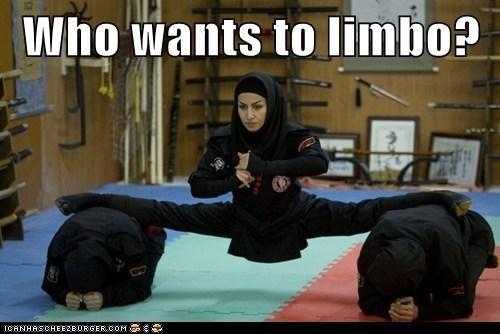 iran,ninjas,political pictures,women