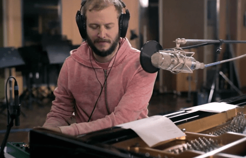 Bon Iver Performance of the Day