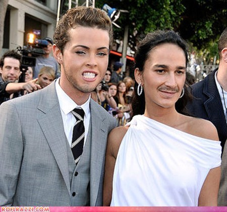 The Shia Labeouf Megan Fox Face Swap