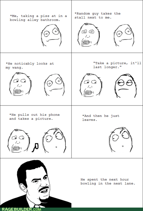 Rage Comics: For a Rainy Day