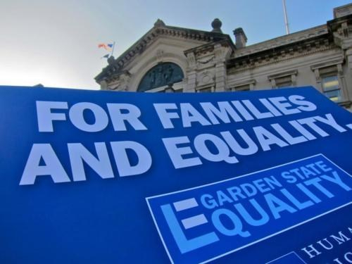 Chris Christie,equality for all,LGBT rights,Maryland,New Jersey,same-sex marriage