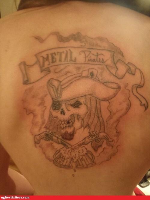 metal,metal pirates,pirates,YAR