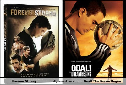 Forever Strong Totally Looks Like Goal! The Dream Begins