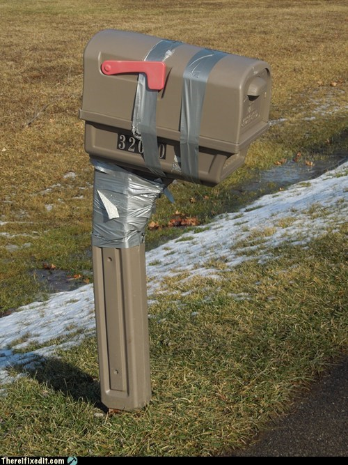 The Ultimate Mail Box Fix