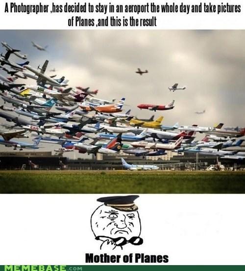 Thank You, Plane God
