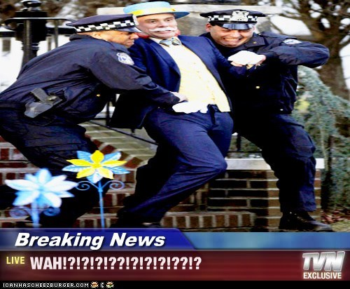Breaking News - WAH!?!?!?!??!?!?!?!??!?