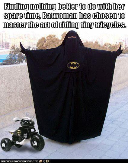 Criminals of Gotham be Warned...