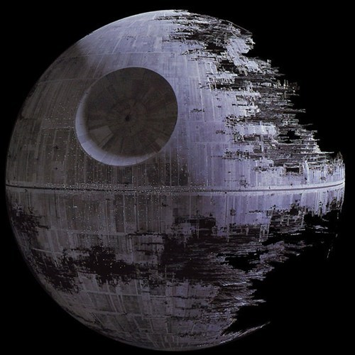Death Star Construction Costs of the Day