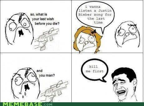Rage Comics: FIRST!!1 Please