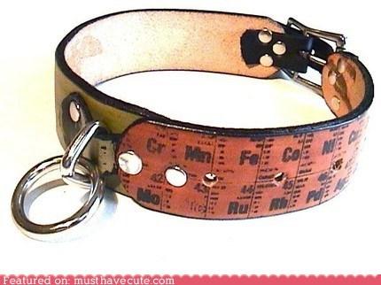 Periodic Dog Collar