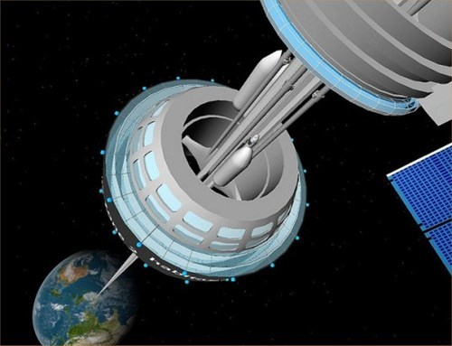 Space Elevator Proposal of the Day