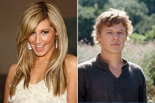 Ashley Tisdale,Beauty and the Beast,chris egan,louis c.k,TV