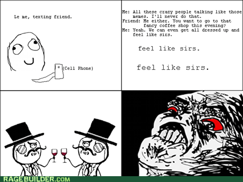 Rage Comics: More Addicted Than I Thought
