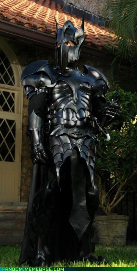 armor,batman,custom