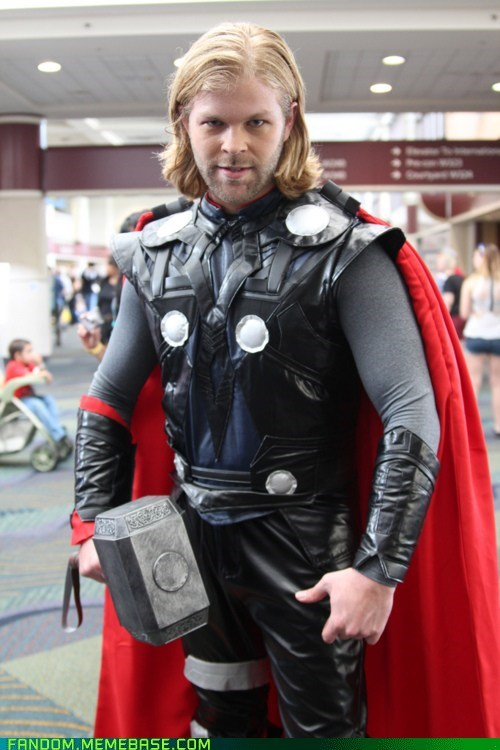 Thor, Is That Really You?