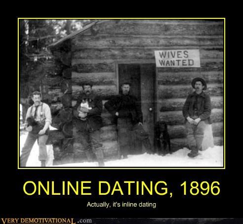 ONLINE DATING, 1896