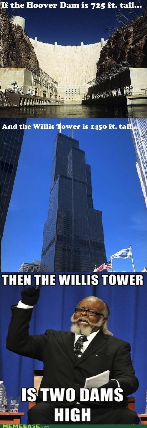 hoover dam,jimmy mcmillan,literal,puns,willis tower