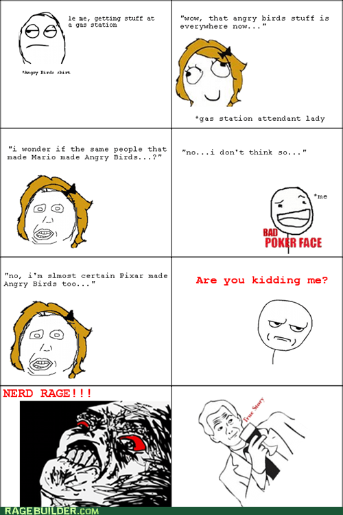 Rage Comics: They're Working On Portal 3 Next