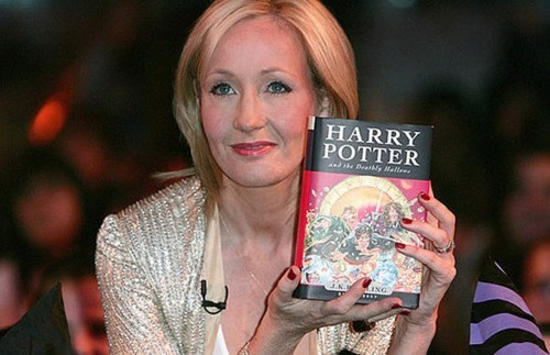Breaking J.K. Rowling News of the Day