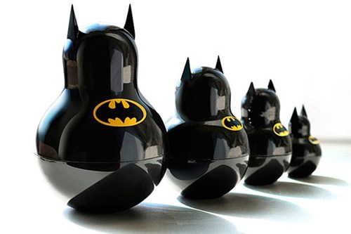 Batman Nesting Dolls of the Day