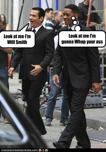 agent j,agent k,Josh Brolin,Men In Black III,whoop ass,will smith