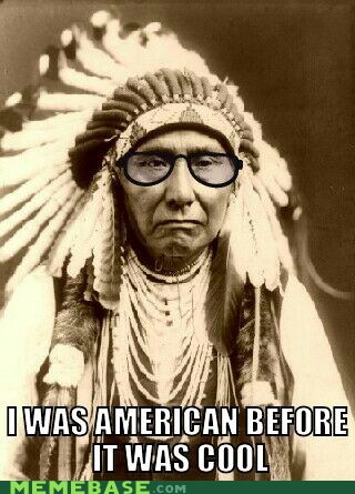 all the same cherokee hipster-disney-friends indian native american