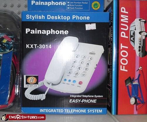 easy,pain,panasonic,phone,telephone