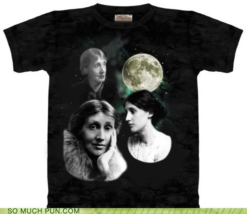 Three Woolf Moon