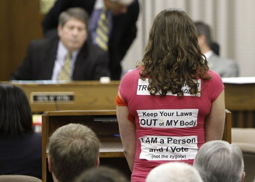 Follow Up of the Day: Virginia Senate Tables Personhood Bill