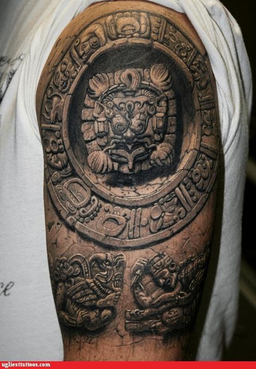 Tattoo WIN: Oh My.
