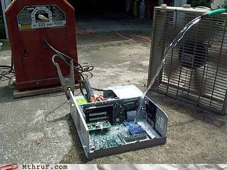 computer tower,cooling,fan,hose