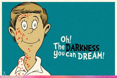 "If ""Dexter"" Was a Dr. Seuss Book"