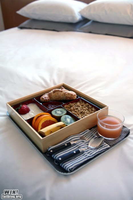 Breakfast in Bed WIN