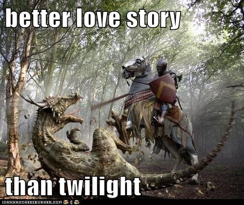 better love story  than twilight