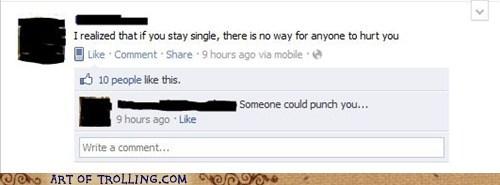 facebook,hurt,physical,relationships