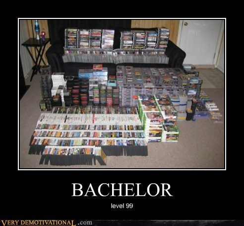 awesome,bachelor,video games