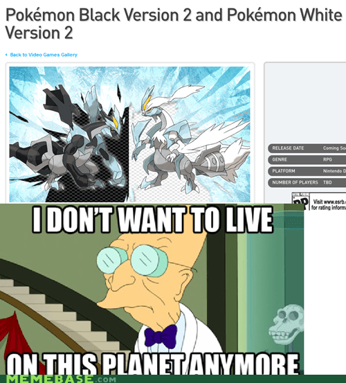 Why not Pokemon Gray?
