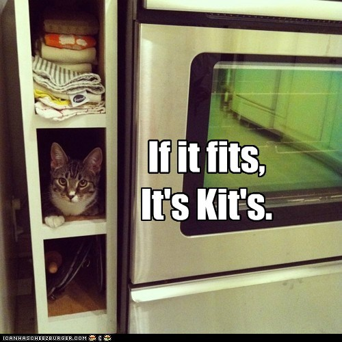 If it fits, It's Kit's.