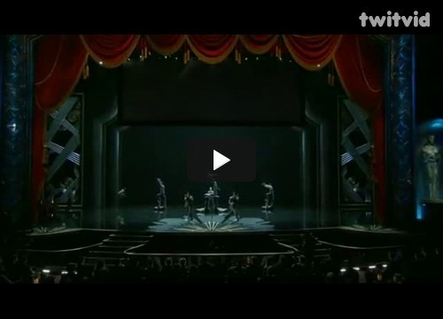 Oscars: Cirque du Soleil's Homage to Hollywood