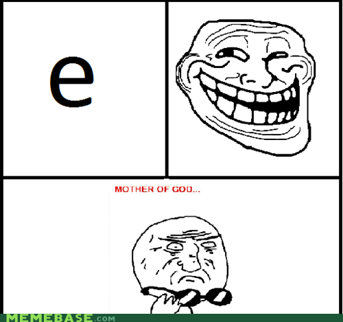 Trolling the English Language