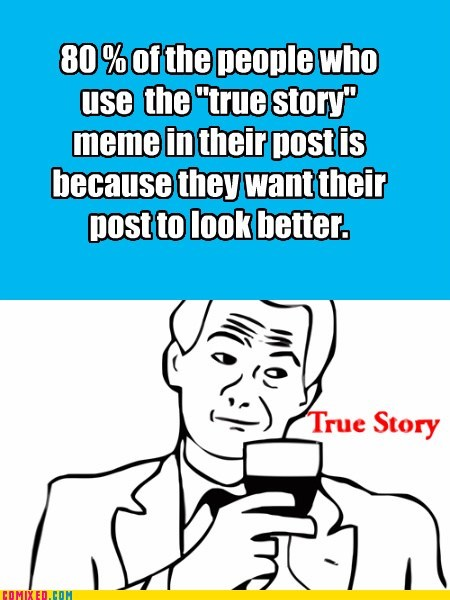 The Truth Behind True Story