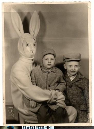 Sketchy Bunnies: And They Were Never Seen Again