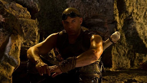 Riddick Set Photos of the Day