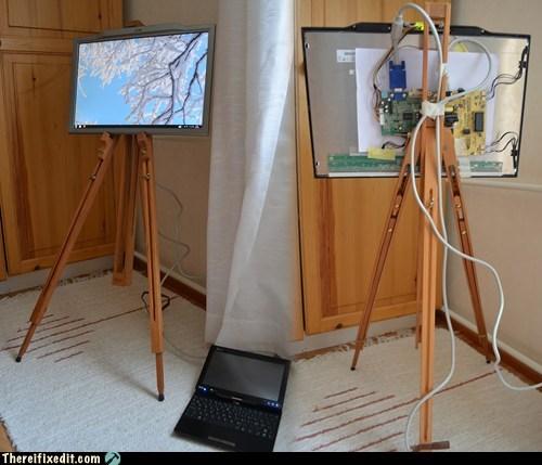 1080p,art canvas,easel,HDTV