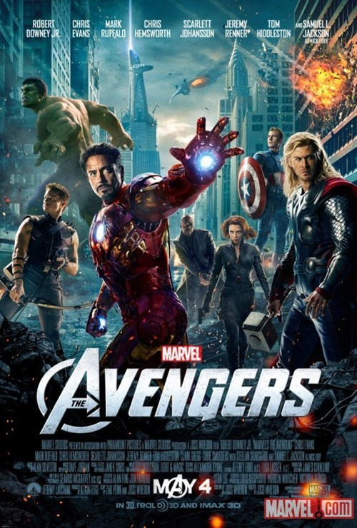 Avengers Poster of the Day