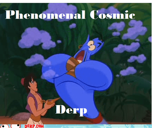 Aladderp's Genie