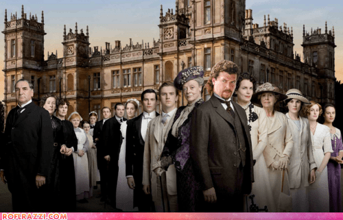 Eastbound & Downton Abbey