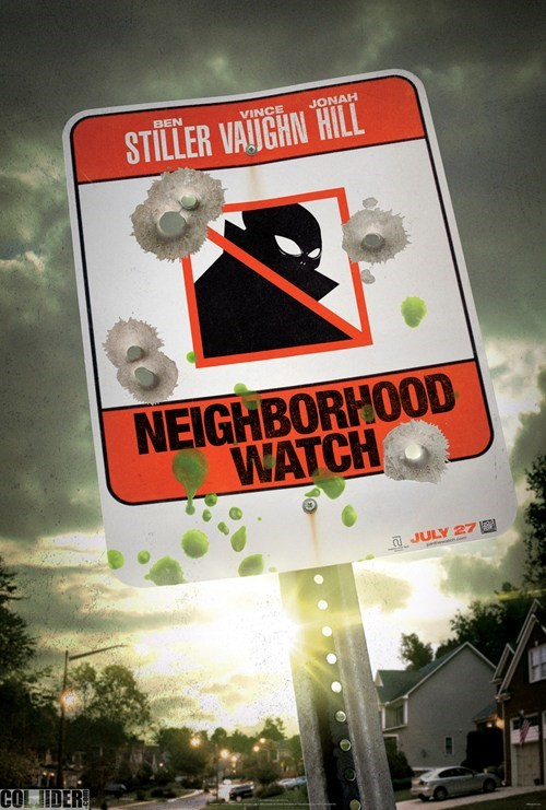 Neighborhood Watch Poster of the Day