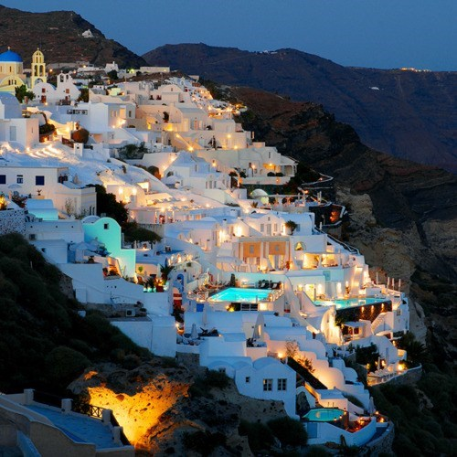 architecture,europe,getaways,greece,Hall of Fame,night,night photography