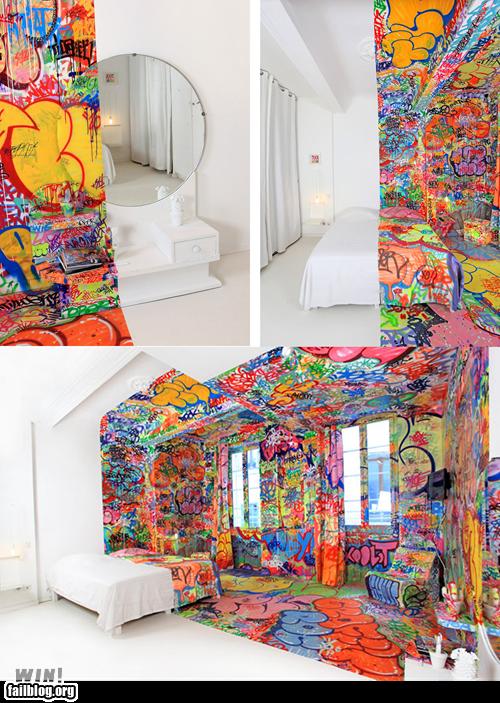 Graffiti Room WIN